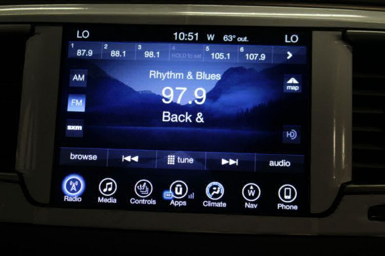 2017 Chrysler Pacifica Touring-L Plus Wheelchair Van For Sale #16
