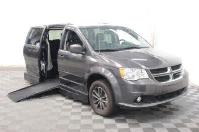 Handicap Van for Sale - 2017 Dodge Grand Caravan SXT Wheelchair Accessible Van VIN: 2C4RDGCG5HR586404