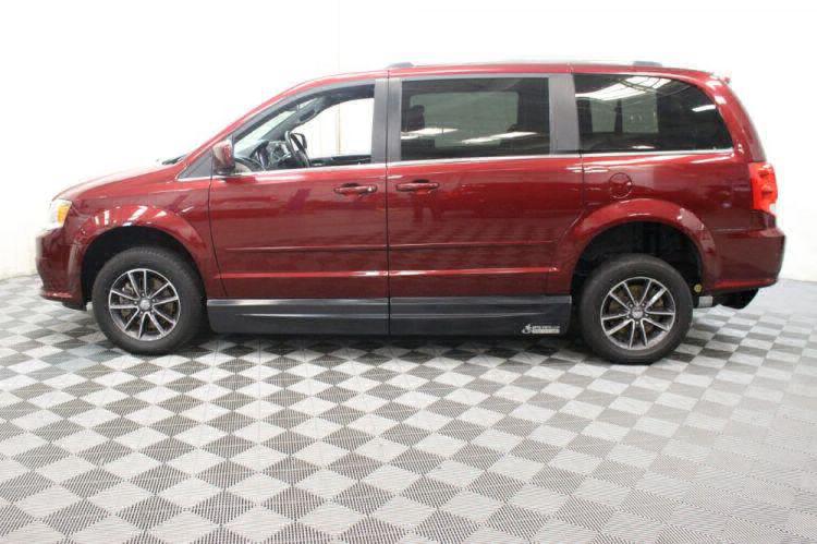 2017 Dodge Grand Caravan SXT Wheelchair Van For Sale #34