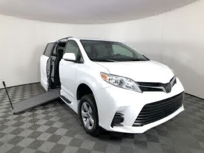 Used Wheelchair Van for Sale - 2019 Toyota Sienna LE Wheelchair Accessible Van VIN: 5TDKZ3DC0KS997327