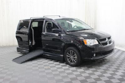 Handicap Van for Sale - 2017 Dodge Grand Caravan SXT Wheelchair Accessible Van VIN: 2C4RDGCG1HR857930
