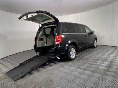 New Wheelchair Van for Sale - 2019 Dodge Grand Caravan SXT Wheelchair Accessible Van VIN: 2C4RDGCG3KR773308