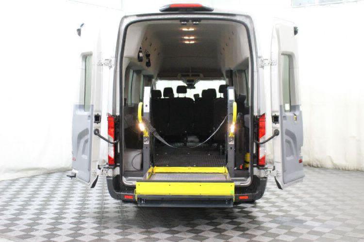2018 Ford Transit Wagon 350 XLT-HD 15 Wheelchair Van For Sale #8