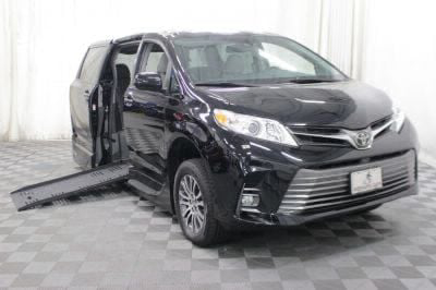 New Wheelchair Van for Sale - 2018 Toyota Sienna XLE Wheelchair Accessible Van VIN: 5TDYZ3DC6JS935536
