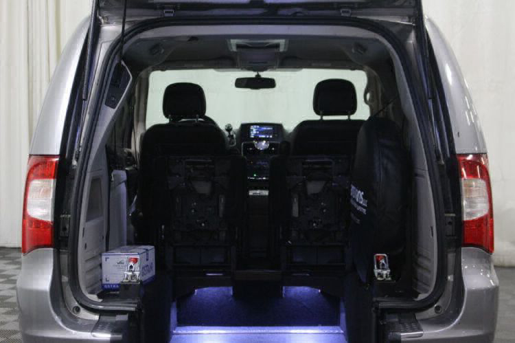 2016 Chrysler Town and Country Touring Wheelchair Van For Sale #27