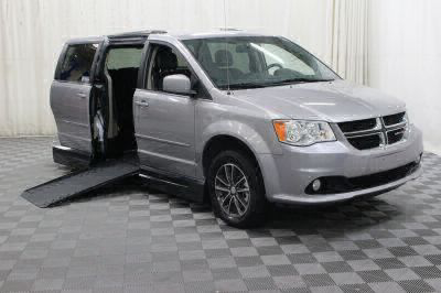 New Wheelchair Van for Sale - 2017 Dodge Grand Caravan SXT Wheelchair Accessible Van VIN: 2C4RDGCG1HR750389