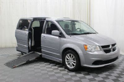 Used Wheelchair Van for Sale - 2014 Dodge Grand Caravan SXT Wheelchair Accessible Van VIN: 2C4RDGCG6ER264219