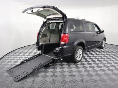 New Wheelchair Van for Sale - 2019 Dodge Grand Caravan SXT Wheelchair Accessible Van VIN: 2C4RDGCG9KR562677