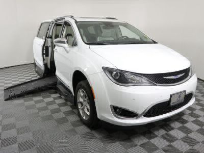 New Wheelchair Van for Sale - 2019 Chrysler Pacifica Limited Wheelchair Accessible Van VIN: 2C4RC1GG0KR556308