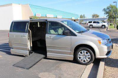 Handicap Van for Sale - 2016 Dodge Grand Caravan SE Wheelchair Accessible Van VIN: 2C4RDGBG9GR236970