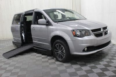 New Wheelchair Van for Sale - 2017 Dodge Grand Caravan GT Wheelchair Accessible Van VIN: 2C4RDGEG3HR861748