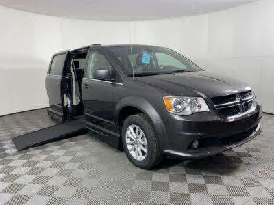 New Wheelchair Van for Sale - 2019 Dodge Grand Caravan SXT Wheelchair Accessible Van VIN: 2C4RDGCG1KR774781
