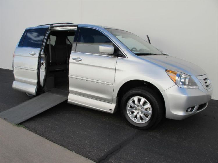 2008 Honda Odyssey EX-L Wheelchair Van For Sale #3