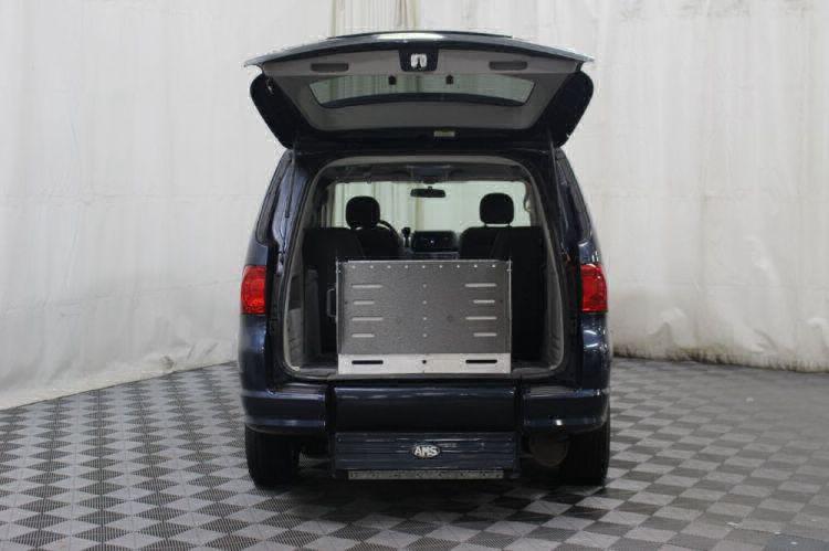 2009 Volkswagen Routan SE Wheelchair Van For Sale #6