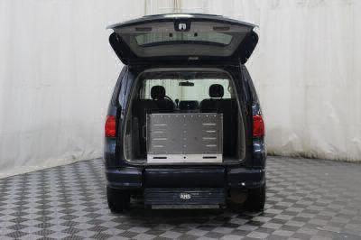 2009 Volkswagen Routan Wheelchair Van For Sale -- Thumb #6