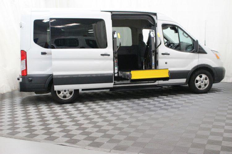 2017 Ford Transit Passenger 350 XLT 15 Wheelchair Van For Sale #5