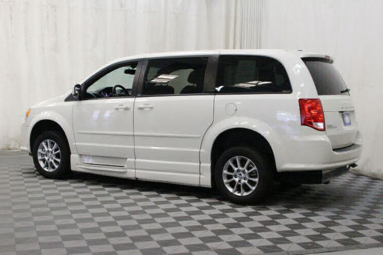2012 Dodge Grand Caravan R/T Wheelchair Van For Sale #11