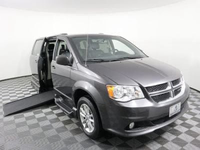 Used Wheelchair Van for Sale - 2018 Dodge Grand Caravan SXT Wheelchair Accessible Van VIN: 2C4RDGCG4JR223937