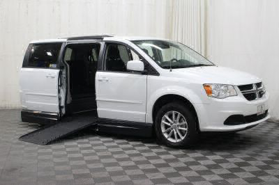 Used 2016 Dodge Grand Caravan SXT Wheelchair Van