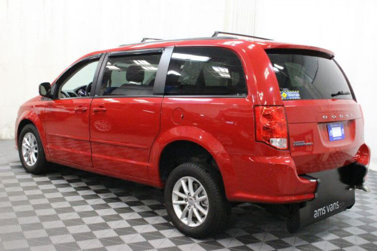 2014 Dodge Grand Caravan SXT Wheelchair Van For Sale #16