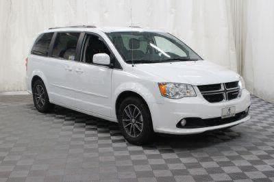 New Wheelchair Van for Sale - 2017 Dodge Grand Caravan SXT Wheelchair Accessible Van VIN: 2C4RDGCG7HR861531