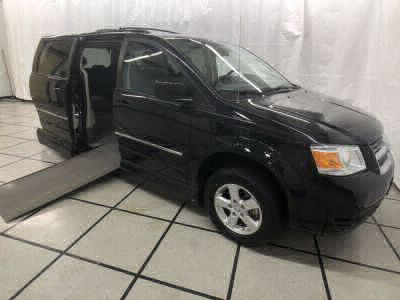 Used Wheelchair Van for Sale - 2010 Dodge Grand Caravan SXT Wheelchair Accessible Van VIN: 2D4RN5D15AR106480
