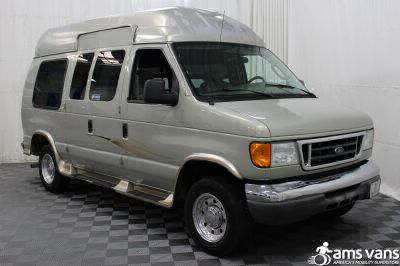 Used 2006 Ford E-Series Chassis E-250 SD Wheelchair Van
