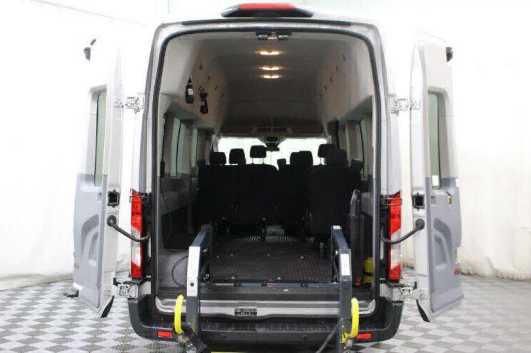 2018 Ford Transit Wagon 350 XLT-HD 15 Wheelchair Van For Sale #4