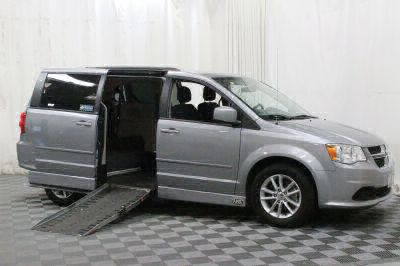 Used Wheelchair Van for Sale - 2014 Dodge Grand Caravan SXT Wheelchair Accessible Van VIN: 2C4RDGCG8ER291244