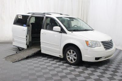 Used Wheelchair Van for Sale - 2008 Chrysler Town & Country Touring Wheelchair Accessible Van VIN: 2A8HR54PX8R824448
