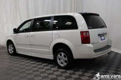 2008 Dodge Grand Caravan Wheelchair Van For Sale -- Thumb #17