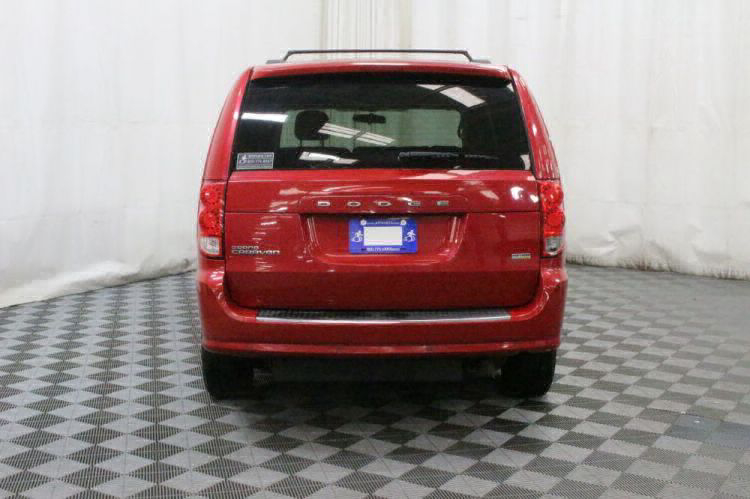 2013 Dodge Grand Caravan SXT Wheelchair Van For Sale #7