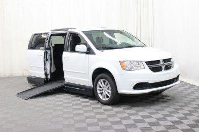Handicap Van for Sale - 2016 Dodge Grand Caravan SXT Wheelchair Accessible Van VIN: 2C4RDGCG3GR275228