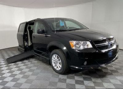 New Wheelchair Van for Sale - 2019 Dodge Grand Caravan SXT Wheelchair Accessible Van VIN: 2C4RDGCG9KR758599