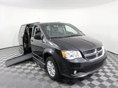 New Wheelchair Van for Sale - 2019 Dodge Grand Caravan SXT Wheelchair Accessible Van VIN: 2C4RDGCG0KR559019