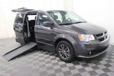 New Wheelchair Van for Sale - 2017 Dodge Grand Caravan SXT Wheelchair Accessible Van VIN: 2C4RDGCGXHR774528