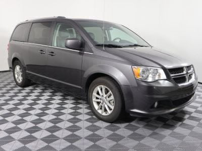 New Wheelchair Van for Sale - 2018 Dodge Grand Caravan SXT Wheelchair Accessible Van VIN: 2C4RDGCG5JR249009