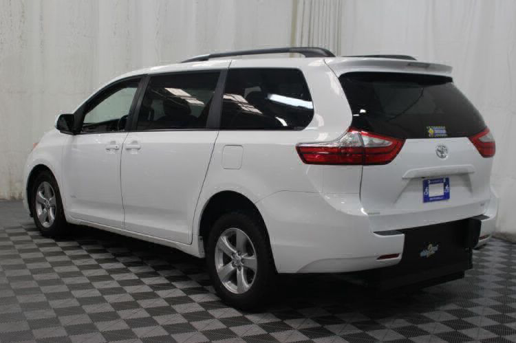 2015 Toyota Sienna LE Wheelchair Van For Sale #33