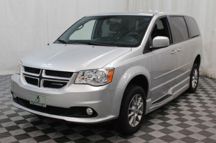 2012 Dodge Grand Caravan R/T Wheelchair Van For Sale #39