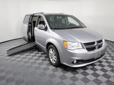 New Wheelchair Van for Sale - 2018 Dodge Grand Caravan SXT Wheelchair Accessible Van VIN: 2C4RDGCG6JR266496