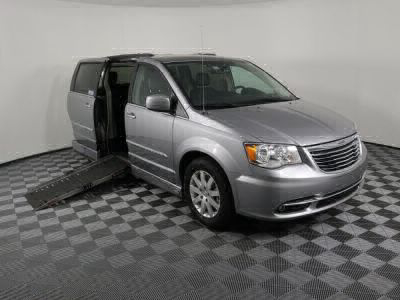 Used Wheelchair Van for Sale - 2016 Chrysler Town & Country Touring Wheelchair Accessible Van VIN: 2C4RC1BG6GR228633