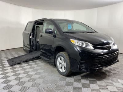 New Wheelchair Van for Sale - 2019 Toyota Sienna LE Standard Wheelchair Accessible Van VIN: 5TDKZ3DC1KS003946