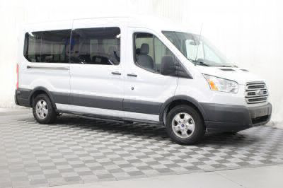 Used 2017 Ford Transit Passenger XLT 12 Wheelchair Van