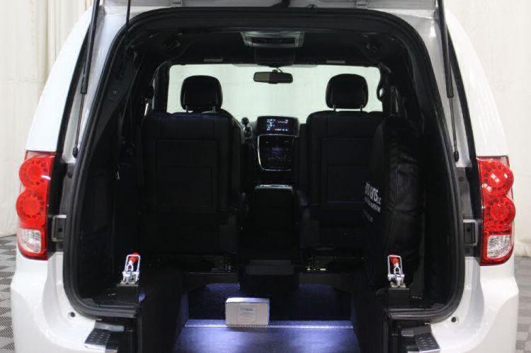 2017 Dodge Grand Caravan GT Wheelchair Van For Sale #7