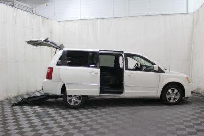 2008 Dodge Grand Caravan Wheelchair Van For Sale -- Thumb #3
