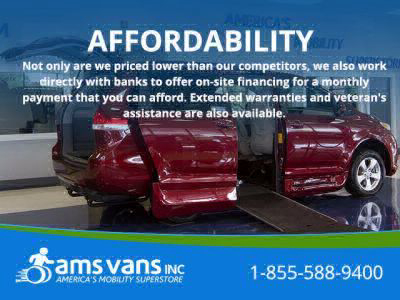 2011 Toyota Sienna Wheelchair Van For Sale -- Thumb #31