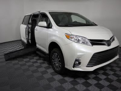 New Wheelchair Van for Sale - 2020 Toyota Sienna XLE Wheelchair Accessible Van VIN: 5TDYZ3DC6LS036680