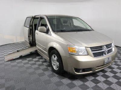 Used Wheelchair Van for Sale - 2008 Dodge Grand Caravan SXT Wheelchair Accessible Van VIN: 1D8HN54P98B110779