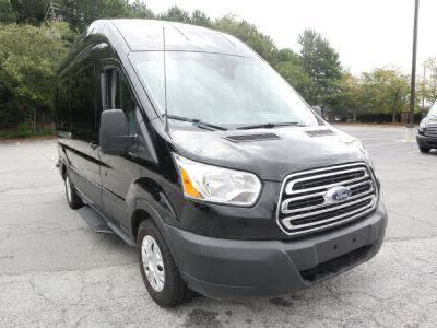 New Wheelchair Van for Sale - 2019 Ford Transit Passenger 350 XLT 15 High Wheelchair Accessible Van VIN: 1FBAX2XM2KKB06451