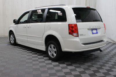 2013 Dodge Grand Caravan Wheelchair Van For Sale -- Thumb #11